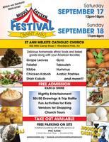 St Ann Middle Eastern Food Festival 2016