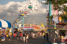 Carnivals in New Jersey